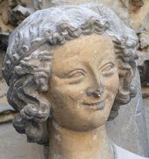 Reims Smiling Angel