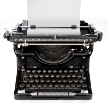 Typewriter; Writing