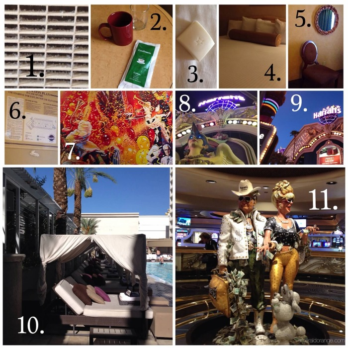 Harrah's Las Vegas Montage (Attached)