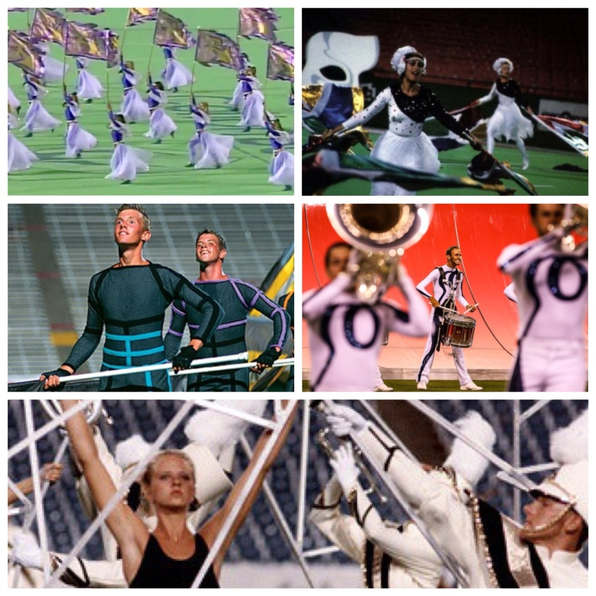Top Ten Drum Corps Shows