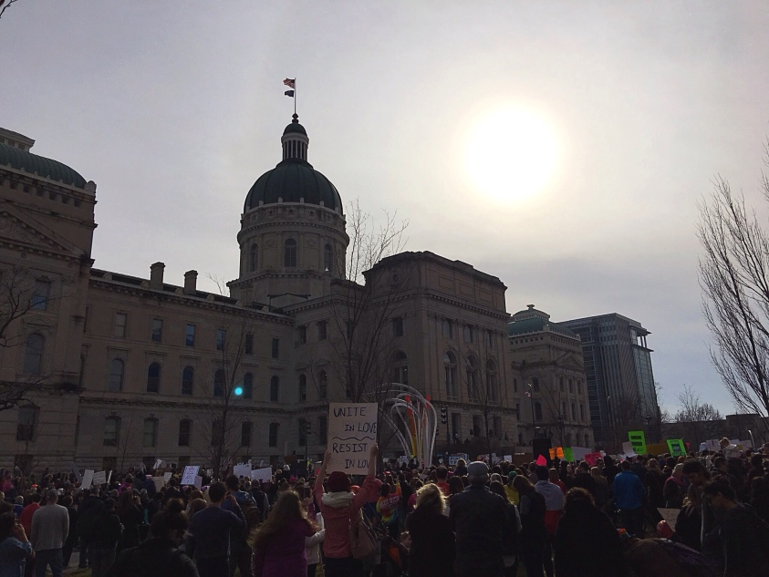 Indianapolis Women's March 01.21.2017