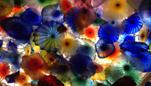 Chihuly Fiore at Bellagio (Featured)